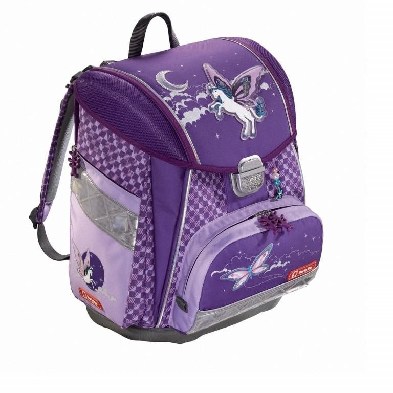 Step by Step Touch Flash Schulranzen-Set 5-tlg. Pegasus Purple, Farbe: flieder/lila, Marke: Step by Step, Abmessungen in cm: 33.0x38.5x23.5, Bild 3 von 6