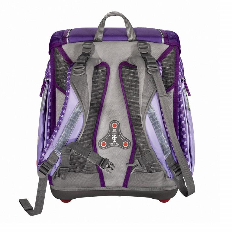 Step by Step Touch Flash Schulranzen-Set 5-tlg. Pegasus Purple, Farbe: flieder/lila, Marke: Step by Step, Abmessungen in cm: 33.0x38.5x23.5, Bild 5 von 6