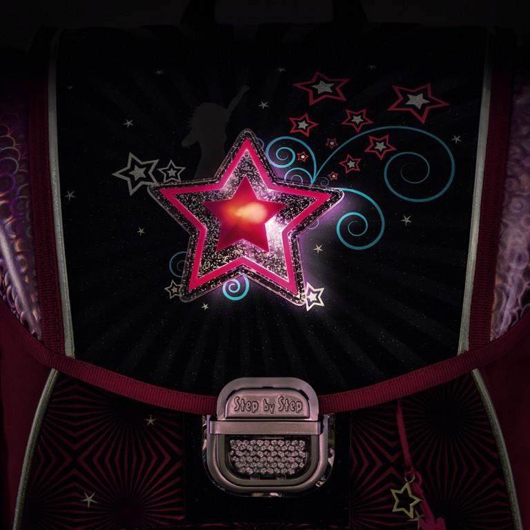 Step by Step Touch Flash Set 5-tlg. Blink Star, Farbe: rosa/pink, Marke: Step by Step, Abmessungen in cm: 33.0x38.5x23.5, Bild 6 von 6