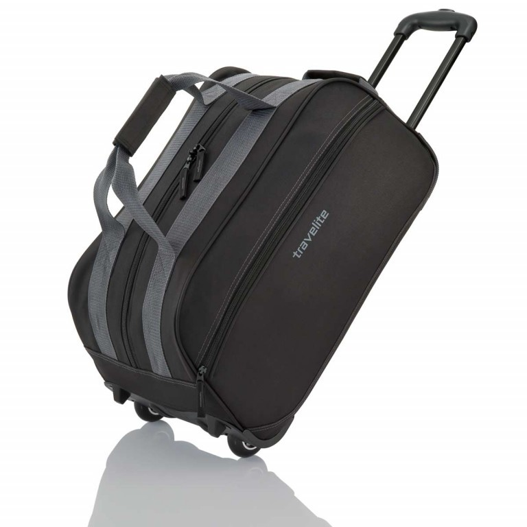 Travelite Basic Rollenreisetasche 55cm, Manufacturer: Travelite, Image 1 of 1