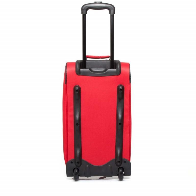 Travelite Basic Rollenreisetasche 55cm Blau, Farbe: blau/petrol, Marke: Travelite, Abmessungen in cm: 55.0x29.0x27.0, Bild 3 von 3