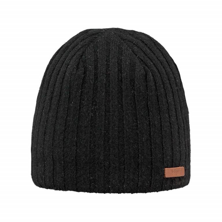 Barts Haakon Turnup Black, Farbe: schwarz, Manufacturer: Barts, EAN: 8717457419782, Image 1 of 1