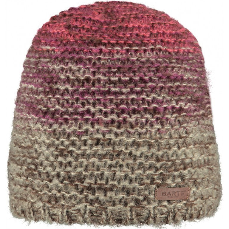 Barts Sacha Beanie Acryl Rose, Farbe: rot/weinrot, Manufacturer: Barts, EAN: 8717457414657, Image 1 of 1