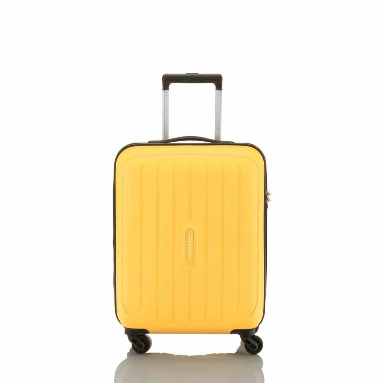 Travelite Uptown 4-Rad Bordtrolley 55cm Gelb, Farbe: gelb, Manufacturer: Travelite, Dimensions (cm): 38.0x55.0x20.0, Image 1 of 4