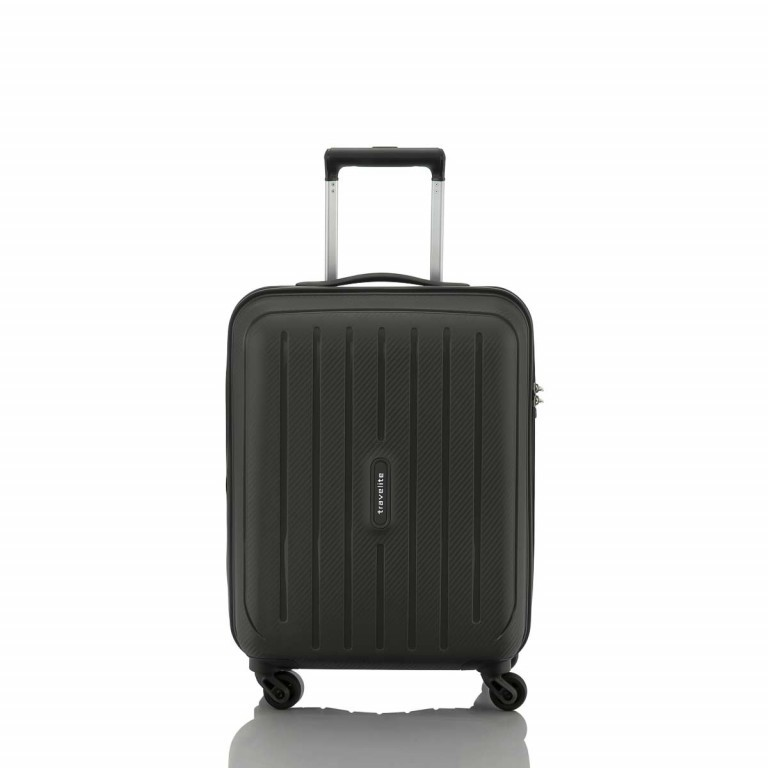 Travelite Uptown 4-Rad Bordtrolley 55cm, Marke: Travelite, Abmessungen in cm: 38.0x55.0x20.0, Bild 1 von 1