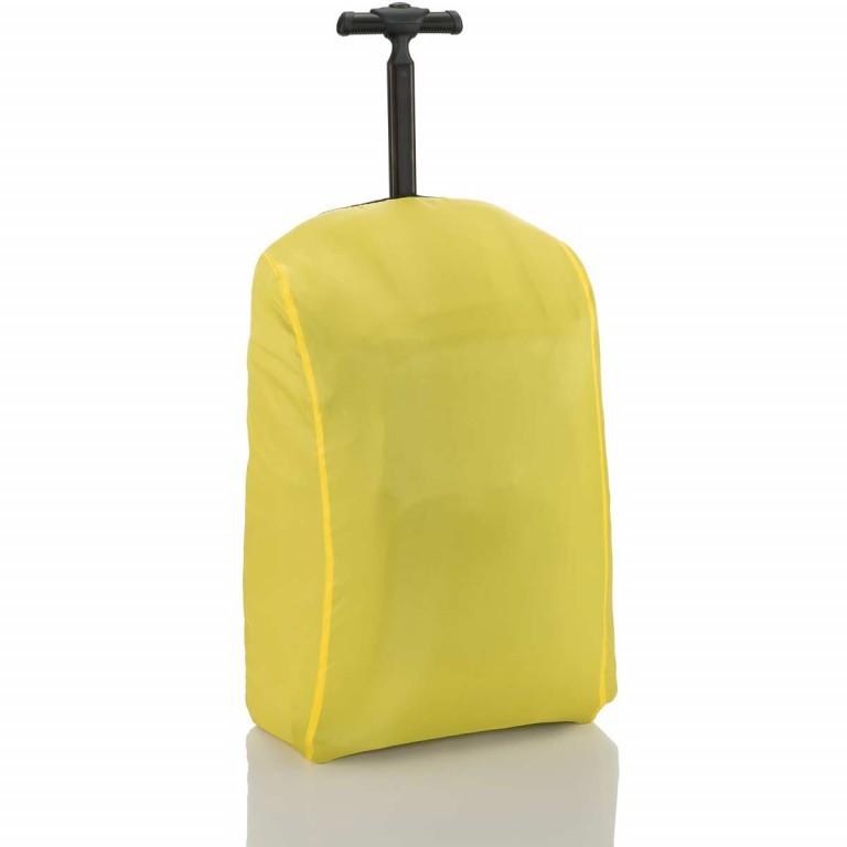 Travelite Filou 2-Rad Rucksack-Trolley 56cm Rot, Farbe: rot/weinrot, Marke: Travelite, Abmessungen in cm: 35.0x56.0x16.0, Bild 10 von 11