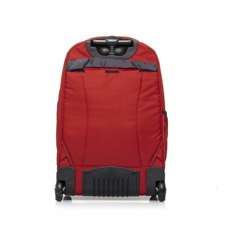 Travelite Filou 2-Rad Rucksack-Trolley 56cm Rot, Farbe: rot/weinrot, Marke: Travelite, Abmessungen in cm: 35.0x56.0x16.0, Bild 8 von 11