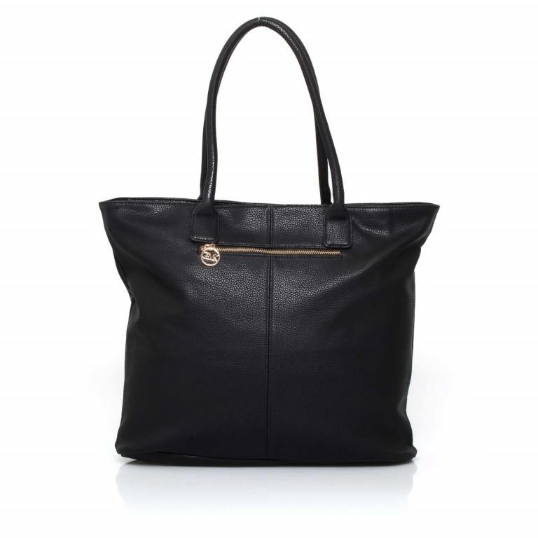 GUIDO MARIA KRETSCHMER Amelie Shopper Schwarz, Farbe: schwarz, Marke: Guido Maria Kretschmer, EAN: 4250875150195, Abmessungen in cm: 43.0x35.0x12.0, Bild 5 von 5