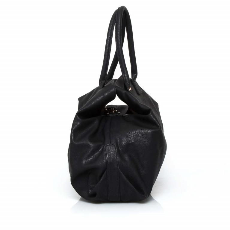 GUIDO MARIA KRETSCHMER Sophia Shopper XL Schwarz, Farbe: schwarz, Marke: Guido Maria Kretschmer, EAN: 4250875150249, Abmessungen in cm: 58.0x34.0x11.0, Bild 5 von 6