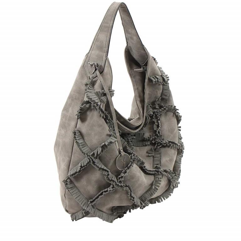 SURI FREY Molly Beutel Reißverschluss Synthetik Dark Grey, Farbe: grau, Manufacturer: Suri Frey, Dimensions (cm): 37.0x33.0x17.0, Image 3 of 6