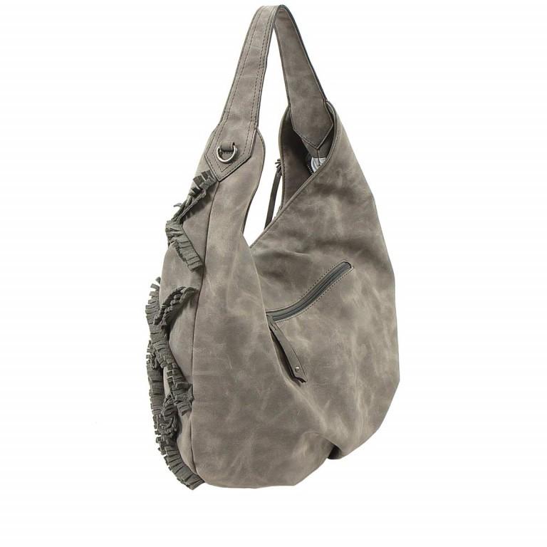 SURI FREY Molly Beutel Reißverschluss Synthetik Dark Grey, Farbe: grau, Manufacturer: Suri Frey, Dimensions (cm): 37.0x33.0x17.0, Image 4 of 6