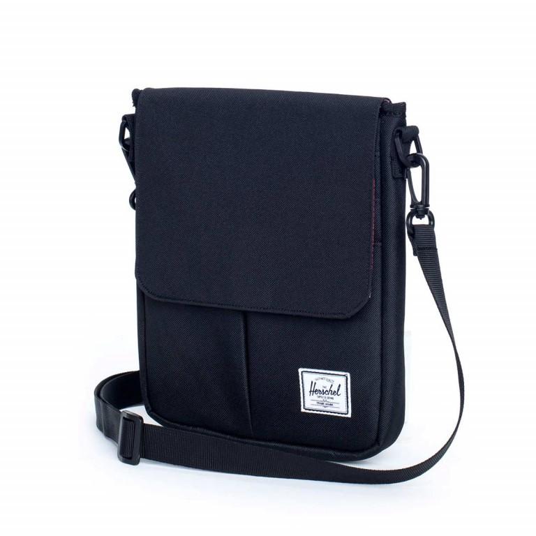 Herschel Pender-Sleeve iPad-Air Black, Farbe: schwarz, Marke: Herschel, EAN: 828432038435, Abmessungen in cm: 22.0x26.0x5.0, Bild 2 von 3