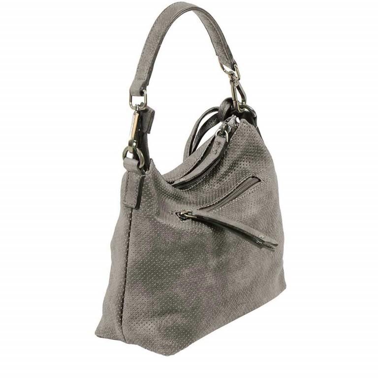 SURI FREY Romy 10200 Beutel XS Reißverschluss Dark Grey, Farbe: grau, Marke: Suri Frey, Abmessungen in cm: 21.0x18.0x7.0, Bild 4 von 5