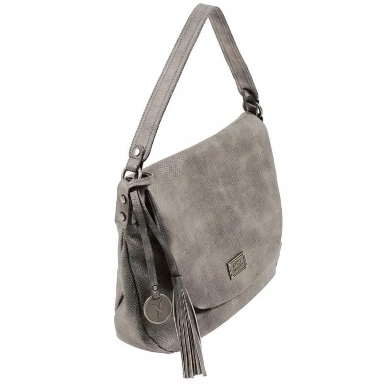 SURI FREY Romy 10203 Satteltasche M Synthetik Dark Grey, Farbe: grau, Marke: Suri Frey, Abmessungen in cm: 31.0x25.0x7.0, Bild 3 von 5