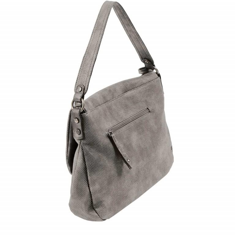 SURI FREY Romy 10203 Satteltasche M Synthetik Dark Grey, Farbe: grau, Marke: Suri Frey, Abmessungen in cm: 31.0x25.0x7.0, Bild 4 von 5