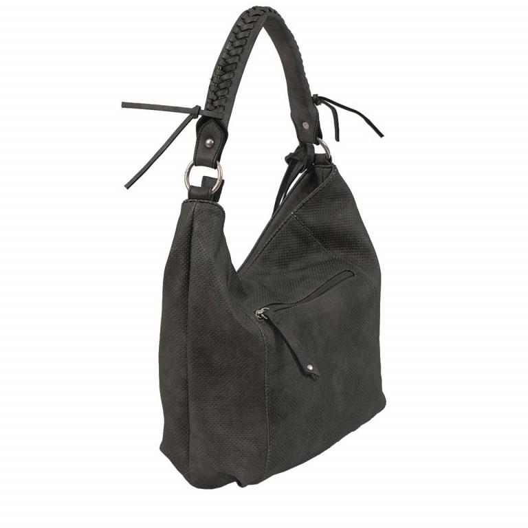SURI FREY Romy 10210 Beutel Reißverschluss Black, Farbe: schwarz, Marke: Suri Frey, Abmessungen in cm: 40.0x36.0x12.0, Bild 4 von 5