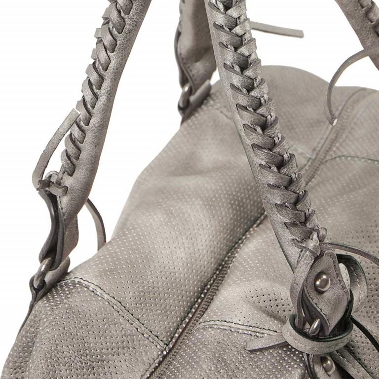 SURI FREY Romy Bowlingbag L Synthetik Dark Grey, Farbe: grau, Marke: Suri Frey, Abmessungen in cm: 32.0x27.0x15.0, Bild 5 von 6