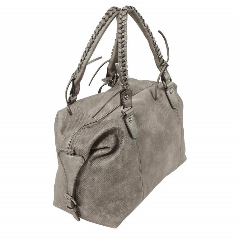 SURI FREY Romy Bowlingbag L Synthetik Dark Grey, Farbe: grau, Marke: Suri Frey, Abmessungen in cm: 32.0x27.0x15.0, Bild 4 von 6