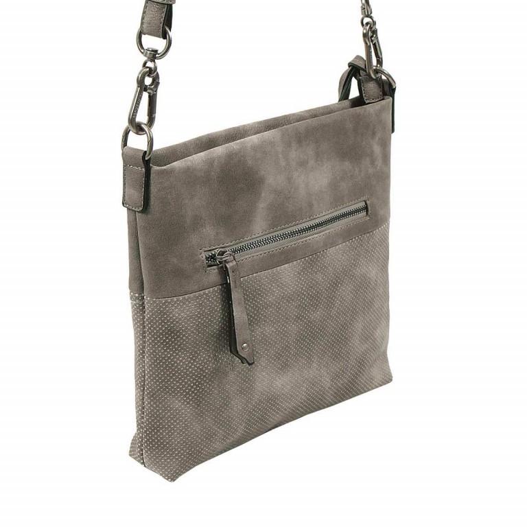 SURI FREY Romy 10214 Schultertasche M Synthetik Dark Grey, Farbe: grau, Marke: Suri Frey, Abmessungen in cm: 27.0x26.0x5.0, Bild 6 von 8