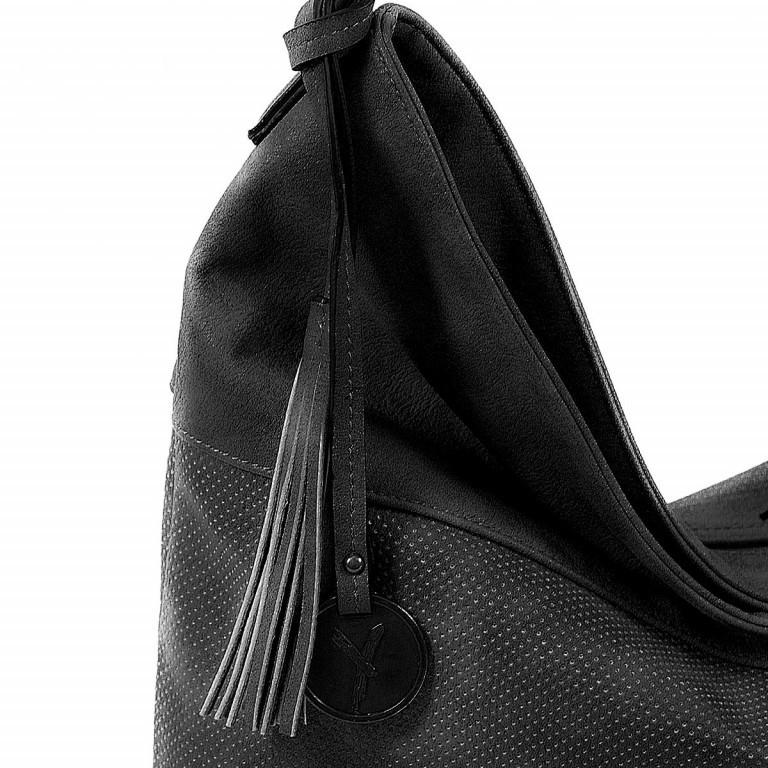 SURI FREY Romy Beutel M Reißverschluss Synthetik II Black, Farbe: schwarz, Marke: Suri Frey, Abmessungen in cm: 42.0x33.0x10.0, Bild 4 von 5