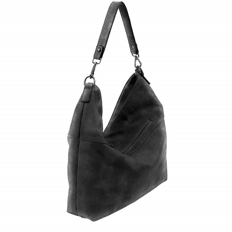 SURI FREY Romy Beutel M Reißverschluss Synthetik II Black, Farbe: schwarz, Marke: Suri Frey, Abmessungen in cm: 42.0x33.0x10.0, Bild 3 von 5