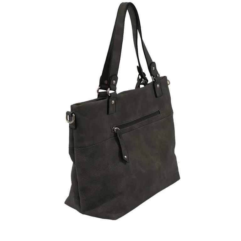 SURI FREY Romy 10218 Shopper M Reißverschluss Synthetik Black, Farbe: schwarz, Marke: Suri Frey, Abmessungen in cm: 34.0x30.0x12.0, Bild 4 von 5