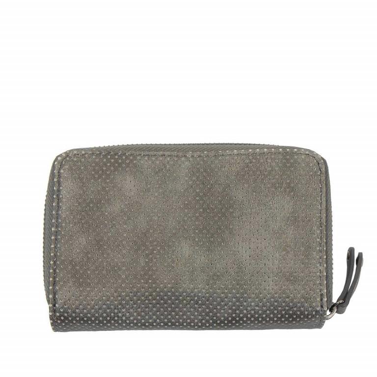 SURI FREY Romy 10222 Damenbörse Reißverschluss Synthetik Dark Grey, Farbe: grau, Marke: Suri Frey, Abmessungen in cm: 15.5x10.0x3.0, Bild 2 von 4