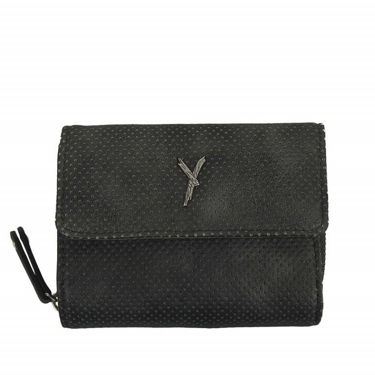 SURI FREY Romy Überschlagbörse Synthetik Black, Farbe: schwarz, Marke: Suri Frey, Abmessungen in cm: 13.0x10.0x3.5, Bild 1 von 4