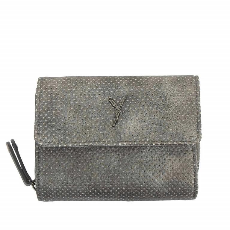 SURI FREY Romy Überschlagbörse Synthetik Dark Grey, Farbe: grau, Marke: Suri Frey, Abmessungen in cm: 13.0x10.0x3.5, Bild 1 von 4