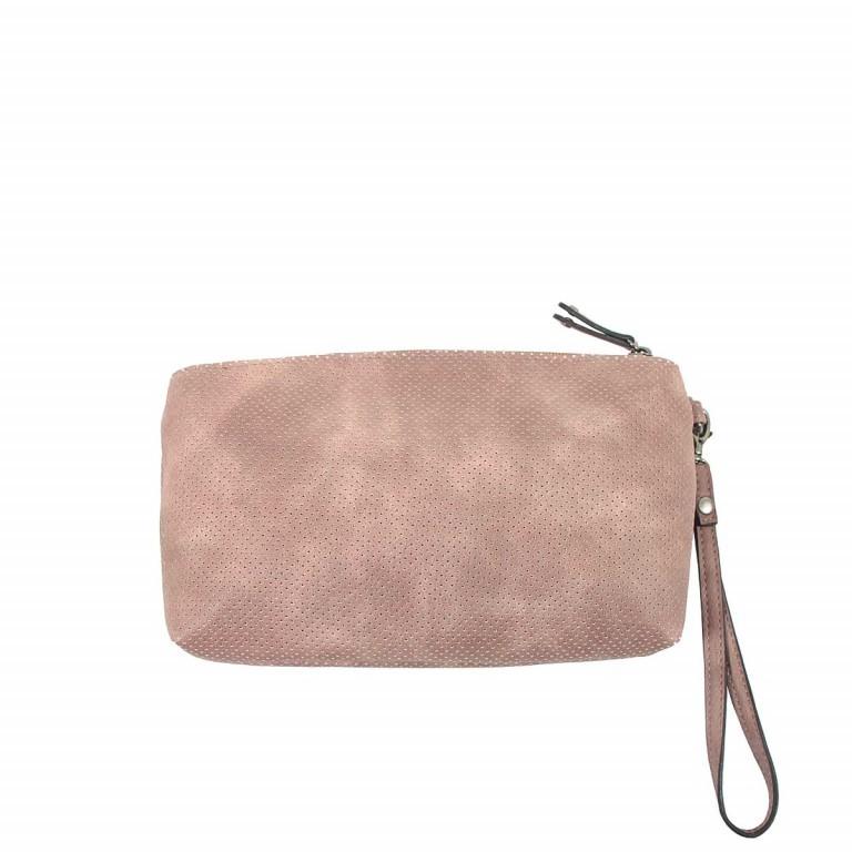 SURI FREY Romy Kosmetiktasche L Reißverschluss Synthetik Rose, Farbe: rosa/pink, Marke: Suri Frey, Abmessungen in cm: 24.0x13.0x4.0, Bild 2 von 3