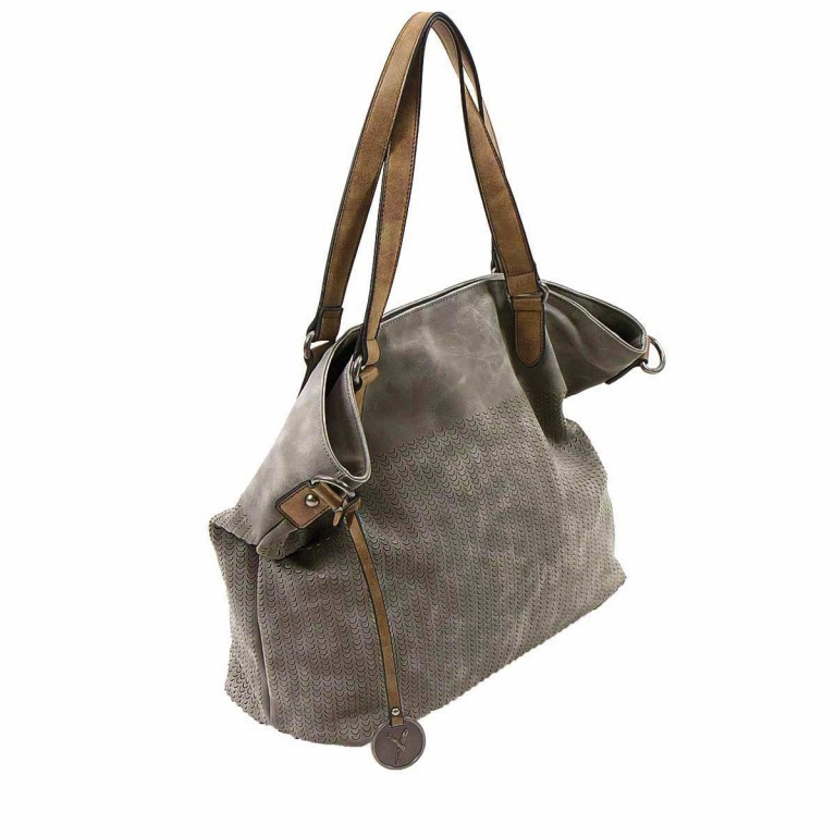 SURI FREY Ruby 10234 Shopper Dark Grey, Farbe: grau, Marke: Suri Frey, Abmessungen in cm: 35.0x30.0x14.0, Bild 3 von 7