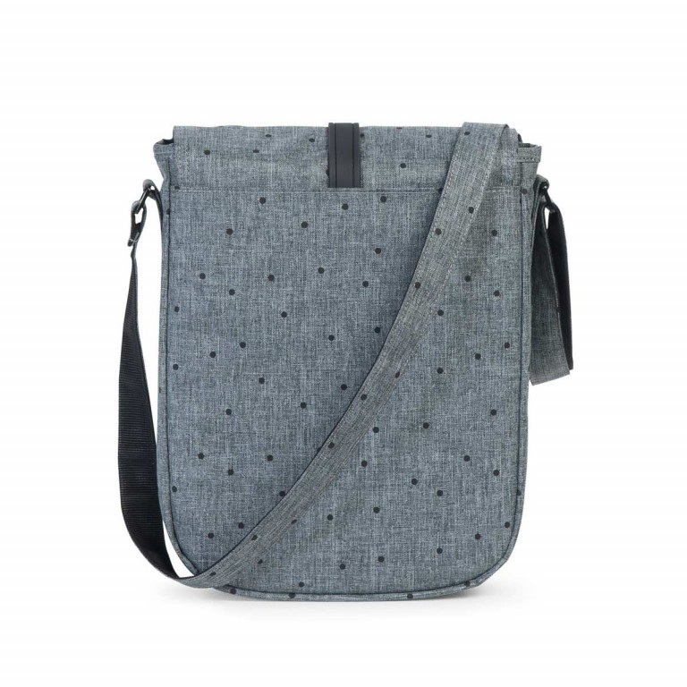 Herschel Kingsgate Crossbody Scattered Raven Crosshatch, Manufacturer: Herschel, EAN: 828432102587, Dimensions (cm): 21.0x26.0x6.0, Image 3 of 3