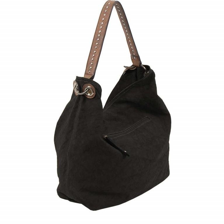 SURI FREY Lilly Beutel Synthetik Black, Farbe: schwarz, Manufacturer: Suri Frey, Dimensions (cm): 40.0x32.0x17.0, Image 4 of 6
