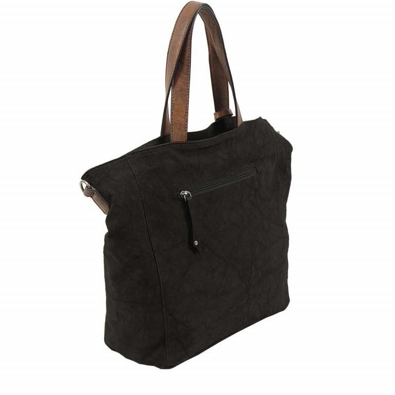 SURI FREY Lilly Shopper M Synthetik Black, Farbe: schwarz, Marke: Suri Frey, Abmessungen in cm: 40.0x31.0x13.0, Bild 4 von 6