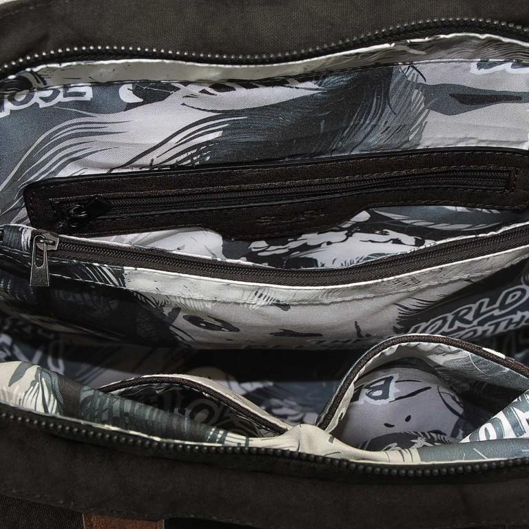 SURI FREY Lilly Shopper M Synthetik Black, Farbe: schwarz, Marke: Suri Frey, Abmessungen in cm: 40.0x31.0x13.0, Bild 6 von 6