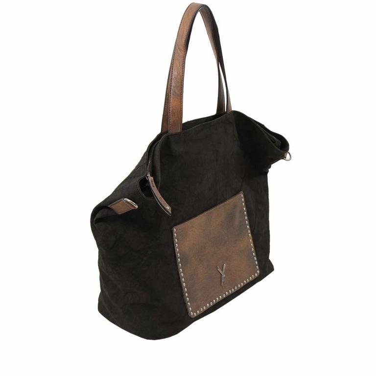 SURI FREY Lilly Shopper L Synthetik Black, Farbe: schwarz, Marke: Suri Frey, Abmessungen in cm: 45.0x35.0x16.0, Bild 3 von 6