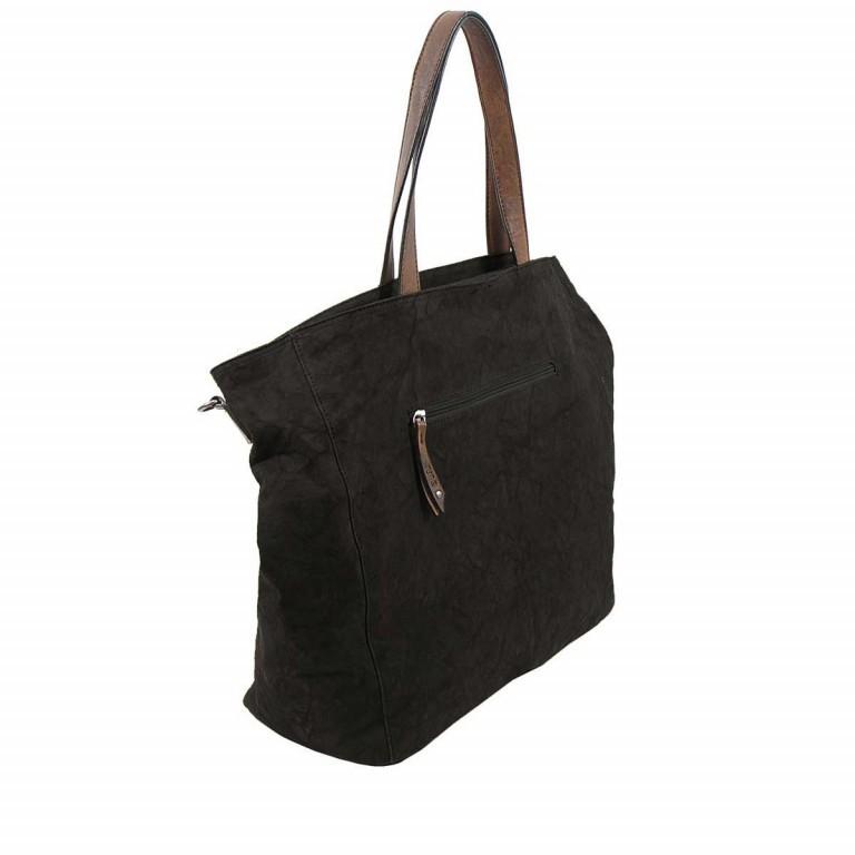 SURI FREY Lilly Shopper L Synthetik Black, Farbe: schwarz, Marke: Suri Frey, Abmessungen in cm: 45.0x35.0x16.0, Bild 4 von 6