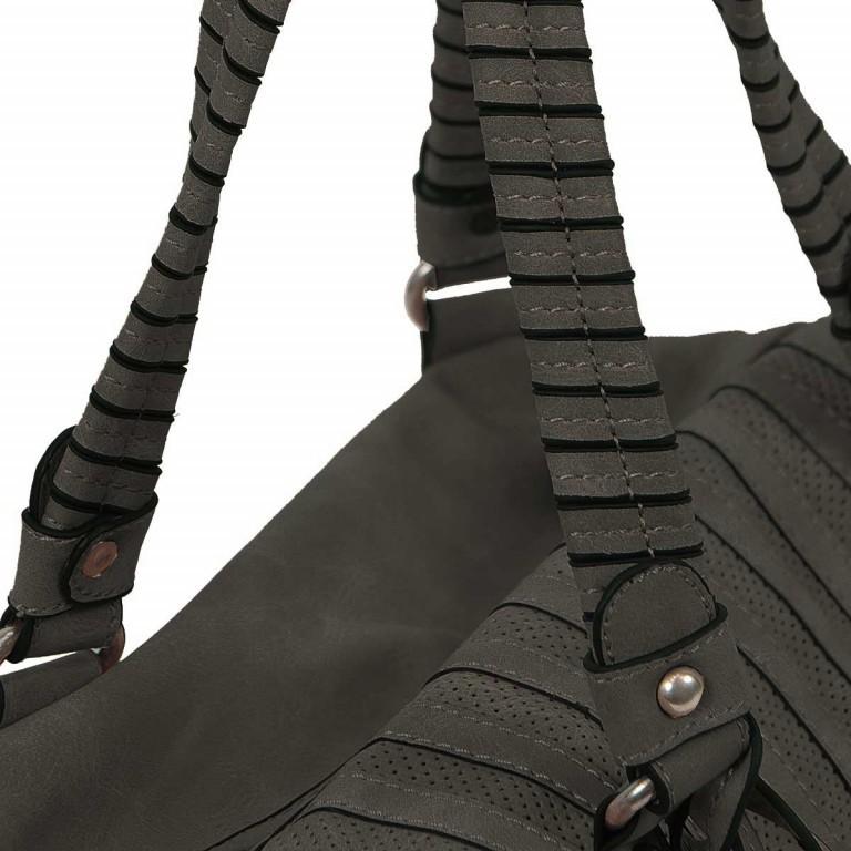 SURI FREY Katie May 10389 Bowlingbag Black, Farbe: schwarz, Marke: Suri Frey, Abmessungen in cm: 35.0x26.0x15.0, Bild 5 von 5