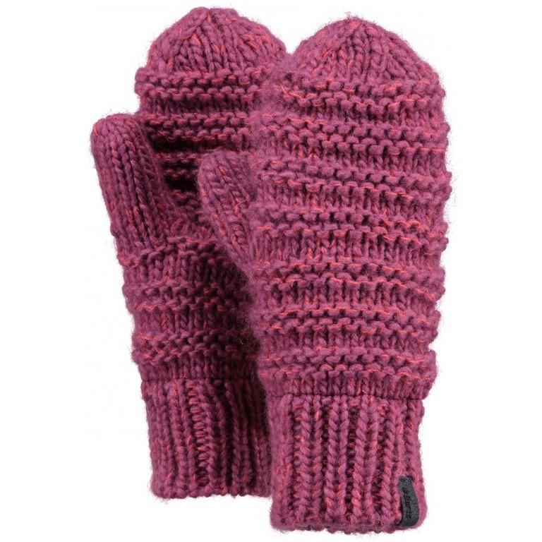 Barts Jasmin Fäustlinge Acryl Dahlia, Farbe: rosa/pink, Marke: Barts, EAN: 8717457415395, Bild 1 von 1