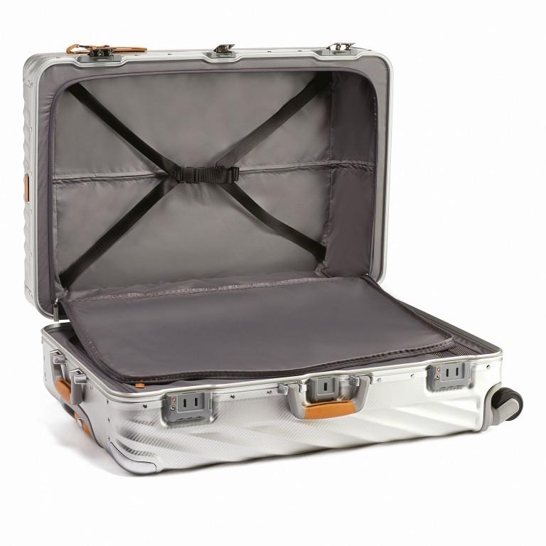 Tumi 19 Degree Extended Trip Packing 77.5cm 4Rollen Texture Silver, Farbe: grau, Marke: Tumi, EAN: 742315534701, Abmessungen in cm: 52.0x77.5x28.0, Bild 4 von 6
