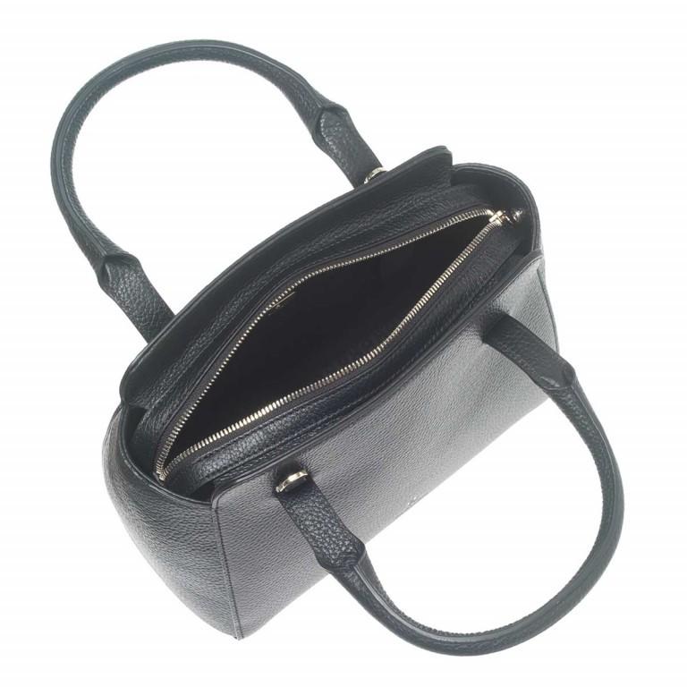 AIGNER Ivy Handtasche 133423 Black, Farbe: schwarz, Marke: Aigner, Abmessungen in cm: 24.0x21.0x9.0, Bild 3 von 3