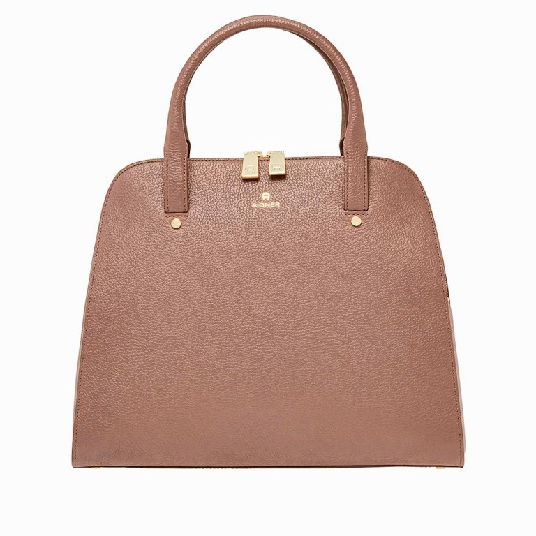 AIGNER Ivy Handtasche 133424 Rosenholz, Farbe: rosa/pink, Manufacturer: Aigner, Dimensions (cm): 34.0x28.0x10.0, Image 1 of 3