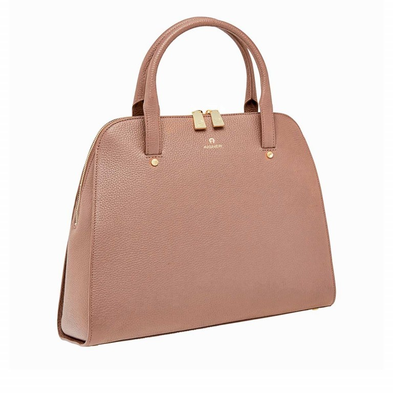 AIGNER Ivy Handtasche 133424 Rosenholz, Farbe: rosa/pink, Manufacturer: Aigner, Dimensions (cm): 34.0x28.0x10.0, Image 2 of 3
