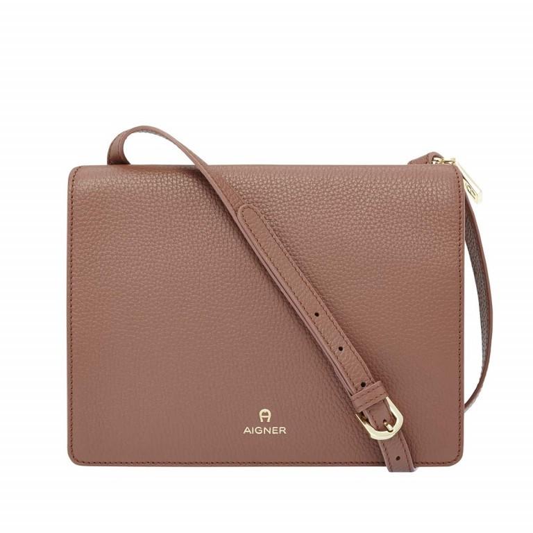 AIGNER Ivy Mini-Tasche 135168 Rosenholz, Farbe: rosa/pink, Marke: Aigner, Abmessungen in cm: 23.5x18.0x10.0, Bild 1 von 3
