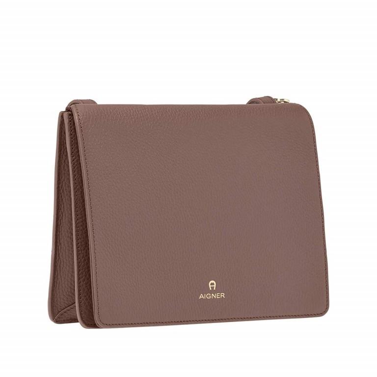 AIGNER Ivy Mini-Tasche 135168 Rosenholz, Farbe: rosa/pink, Marke: Aigner, Abmessungen in cm: 23.5x18.0x10.0, Bild 2 von 3