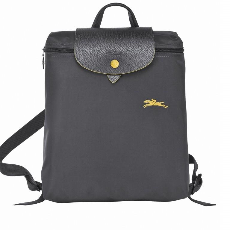 Longchamp Rucksack Le Pliage Club 619-1699-, Farbe: schwarz, anthrazit, blau/petrol, taupe/khaki, flieder/lila, rosa/pink, beige, Marke: Longchamp, Abmessungen in cm: 26.0x28.0x10.0, Bild 1 von 1
