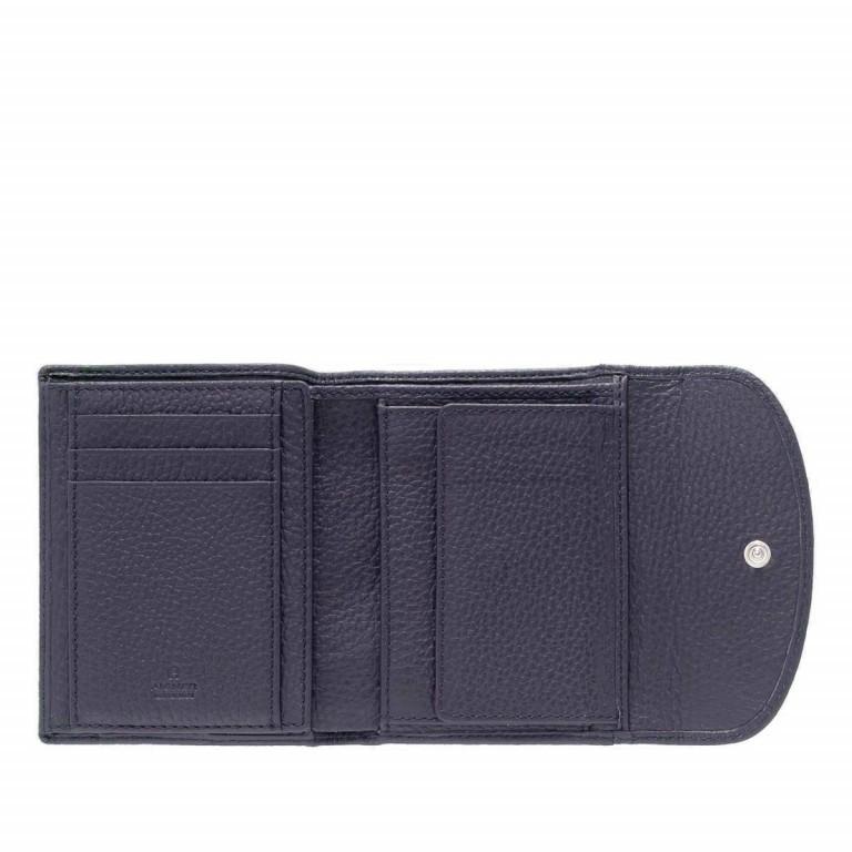 AIGNER Basics Damenbörse 152206 Marine, Farbe: blau/petrol, Marke: Aigner, Abmessungen in cm: 12.0x10.0x2.0, Bild 2 von 2