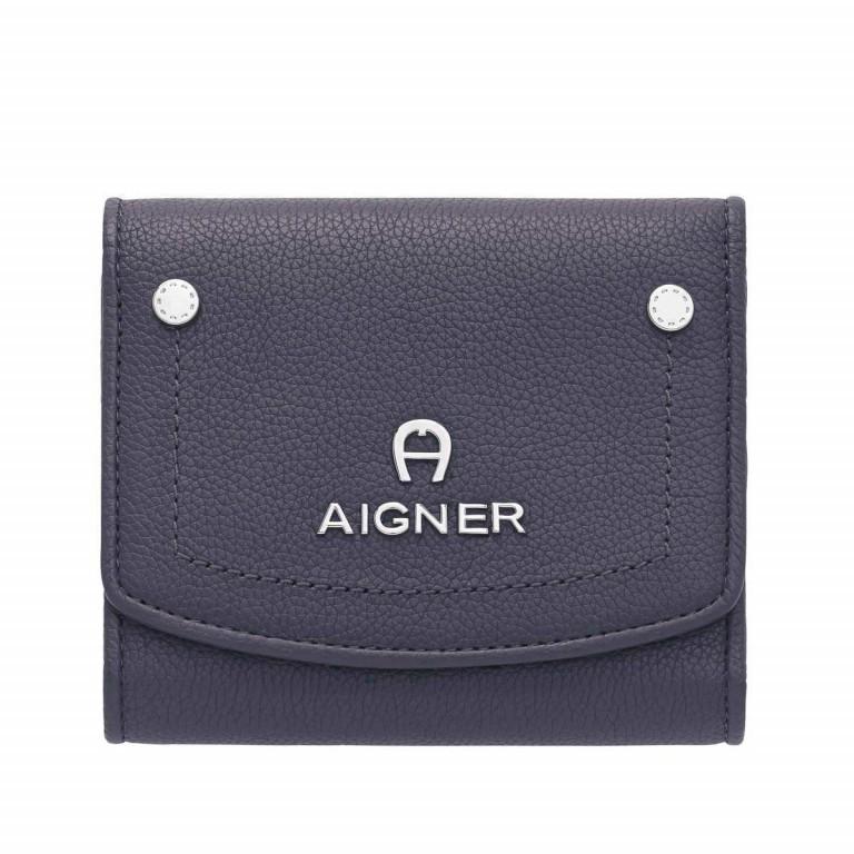 AIGNER Ava Kombibörse 152209 Marine, Farbe: blau/petrol, Marke: Aigner, Abmessungen in cm: 12.5x11.0x3.0, Bild 1 von 3