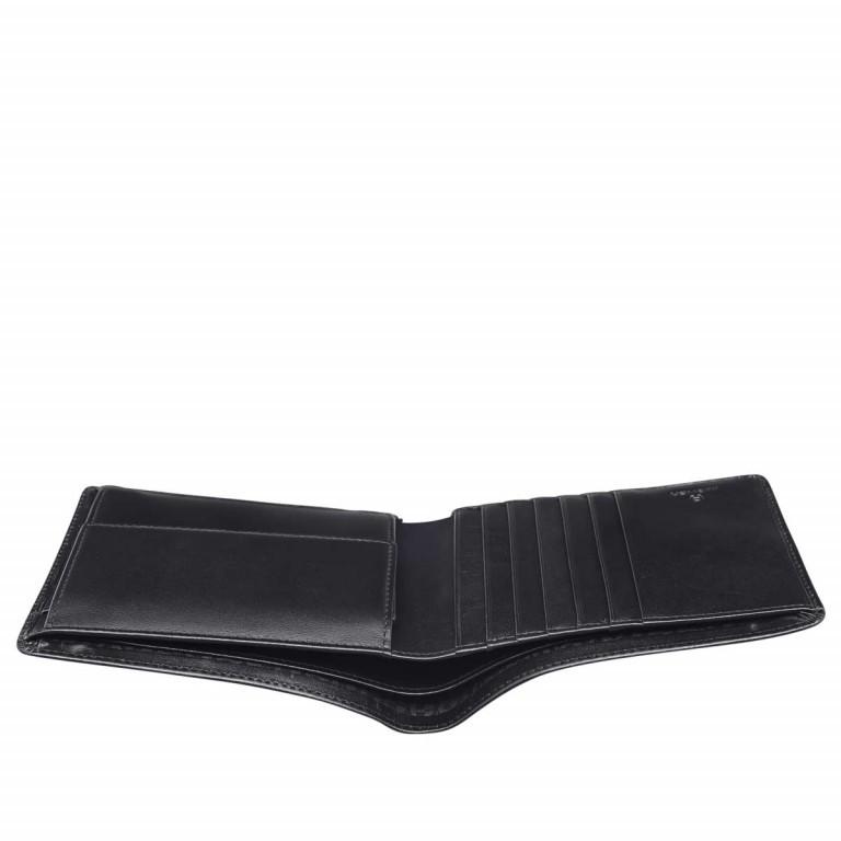 AIGNER Daily Basis Scheintasche 152681 Black, Farbe: schwarz, Marke: Aigner, Abmessungen in cm: 12.0x10.0x2.0, Bild 2 von 2
