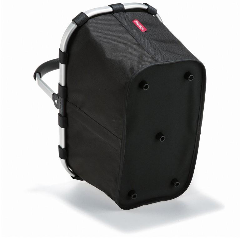 Reisenthel Carrybag BK., Farbe: schwarz, anthrazit, grau, blau/petrol, braun, cognac, taupe/khaki, grün/oliv, rot/weinrot, flieder/lila, orange, gelb, beige, weiß, metallic, bunt, Marke: Reisenthel, Abmessungen in cm: 48.0x29.0x28.0, Bild 4 von 5